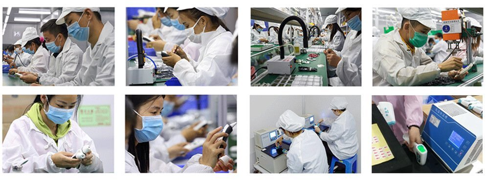 Infrared Themometer factory picture